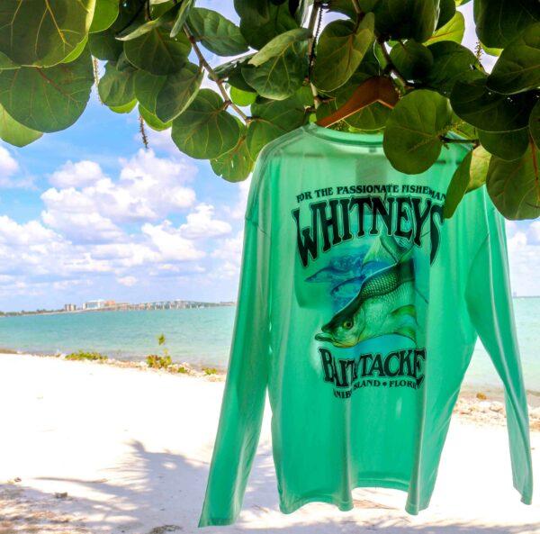 Whitney's Performance Shirt