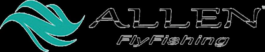 allen fly fishing logo