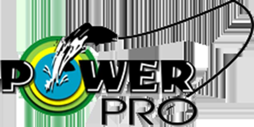 power pro fishing line logo