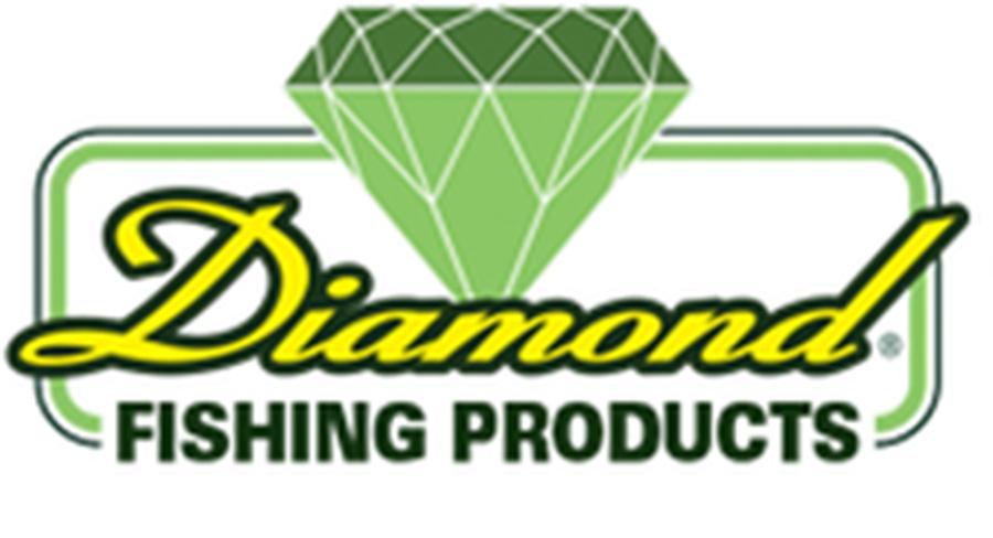 diamond fishing line logo