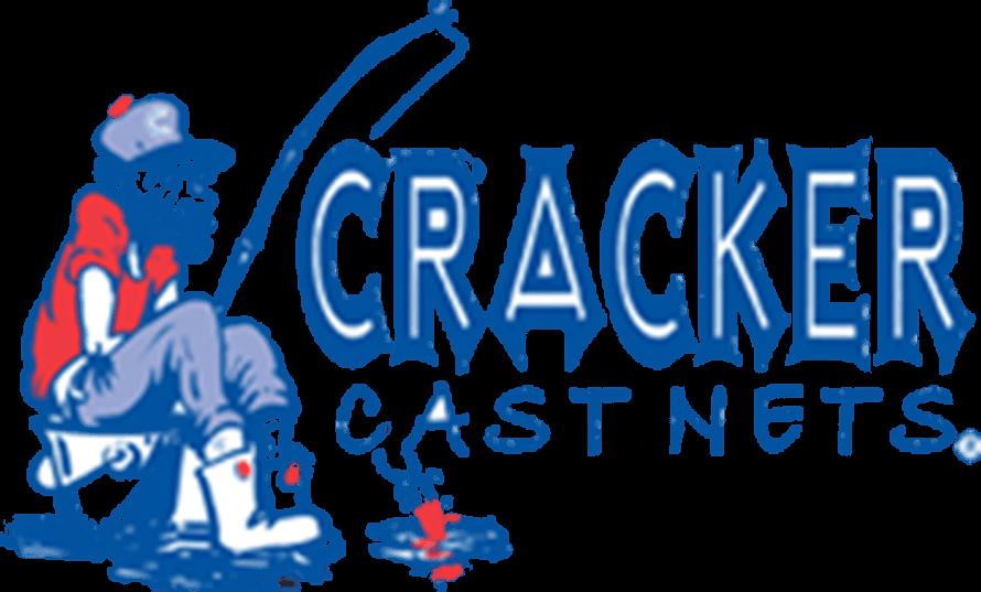 cracker cast nets logo